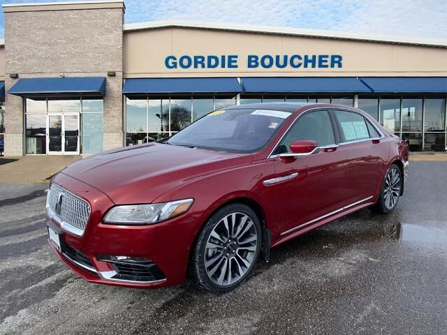 2019 Lincoln Continental Reserve Janesville WI