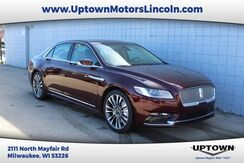2019_Lincoln_Continental_Select AWD_ Milwaukee and Slinger WI