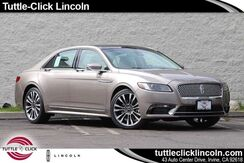 2019_Lincoln_Continental_Select_ Irvine CA