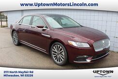 2019_Lincoln_Continental_Select_ Milwaukee and Slinger WI