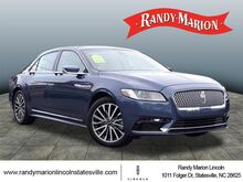 2019_Lincoln_Continental_Select_ Mooresville NC