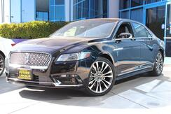 2019_Lincoln_Continental_Select_ Roseville CA