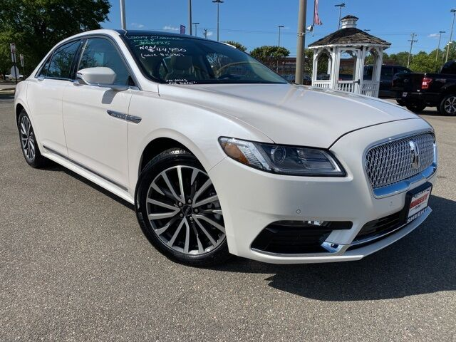 2019 Lincoln Continental Select Richmond VA