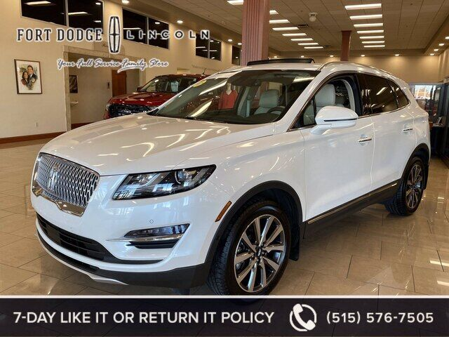 2019 Lincoln MKC Reserve Fort Dodge IA