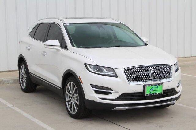 2019 Lincoln MKC Reserve Paris TX