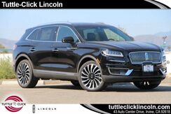 2019_Lincoln_Nautilus_Black Label_ Irvine CA