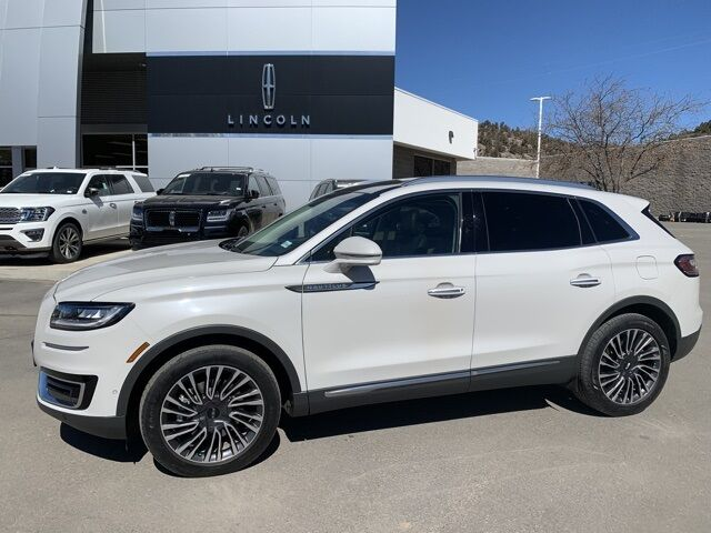 2019 Lincoln Nautilus Reserve Durango CO