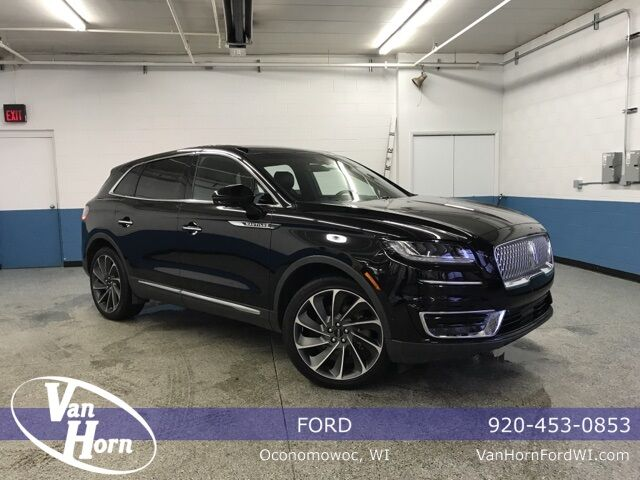 2019 Lincoln Nautilus Reserve Milwaukee WI
