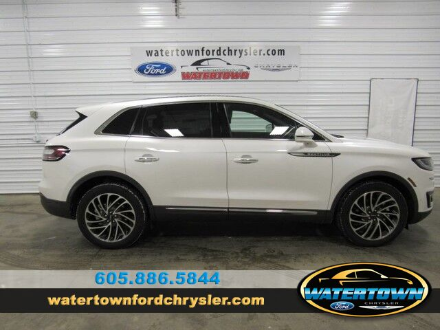 2019 Lincoln Nautilus Reserve Watertown SD