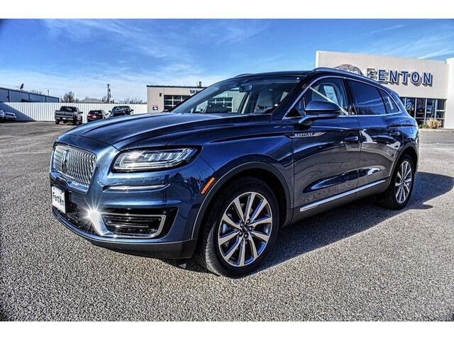 2019 Lincoln Nautilus Select Pampa TX