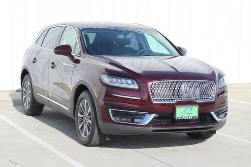 2019 Lincoln Nautilus Select Paris TX