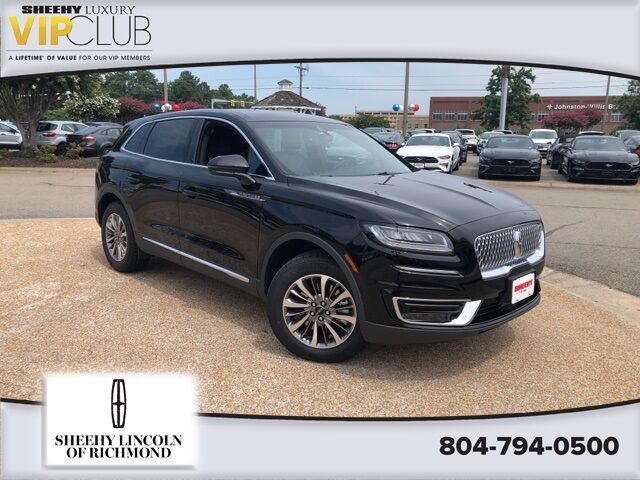 2019 Lincoln Nautilus Select 4D Sport Utility