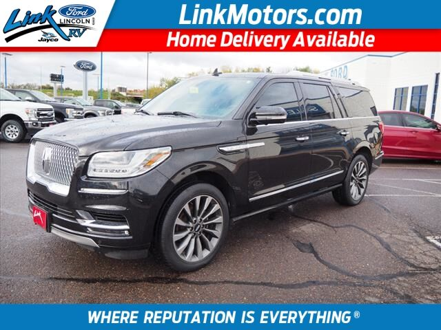 2019 Lincoln Navigator L L Select Rice Lake WI
