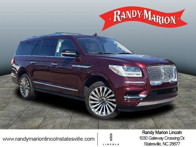 2019 Lincoln Navigator L Reserve  NC