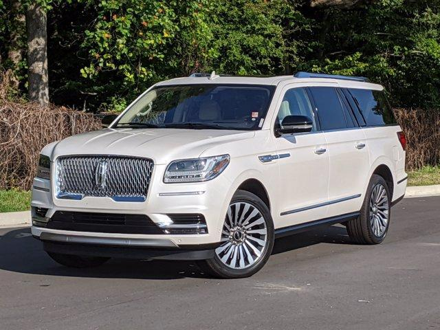 2019 Lincoln Navigator L Reserve 4x4 Raleigh NC