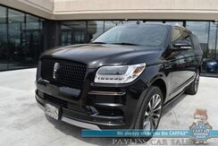 2019_Lincoln_Navigator L_Select / 4X4 / Auto Start / Front & Rear Heated Leather Seats / Heated Steering Wheel / Panoramic Sunroof / Revel Ultima Speakers / Navigation / 360 Camera / Rear Captain Chairs / 3rd Row / Seats 7 / Tow Pkg_ Anchorage AK