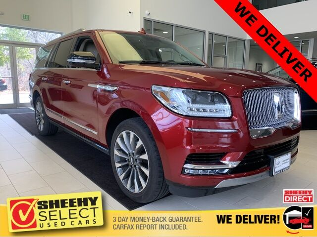 2019 Lincoln Navigator L Select Annapolis MD