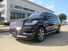 2019_Lincoln_Navigator_Reserve 4WD. LIMOUSINE CONVERSION, REAR PANORAMIC ROOF, REAR EXECUTIVE SEATING, 360 DEGREE CAMERA_ Plano TX