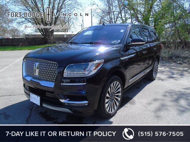 2019 Lincoln Navigator Reserve Fort Dodge IA