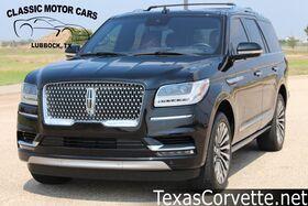 2019_Lincoln_Navigator_Reserve_ Lubbock TX