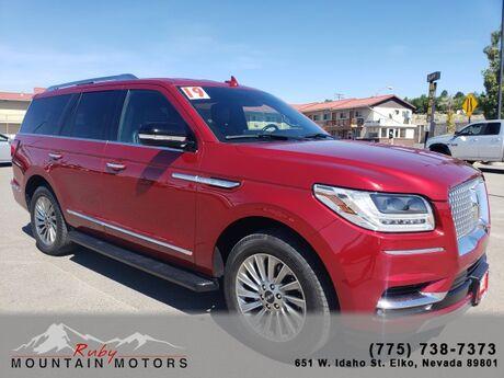 2019 Lincoln Navigator Standard Elko NV