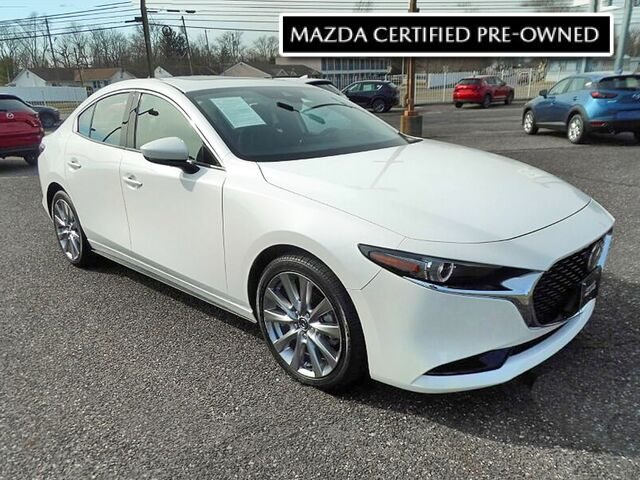 2019 MAZDA MAZDA3 Sedan Premium Pkg - Leather - Moonroof - BOSE - 6036 MI Maple Shade NJ