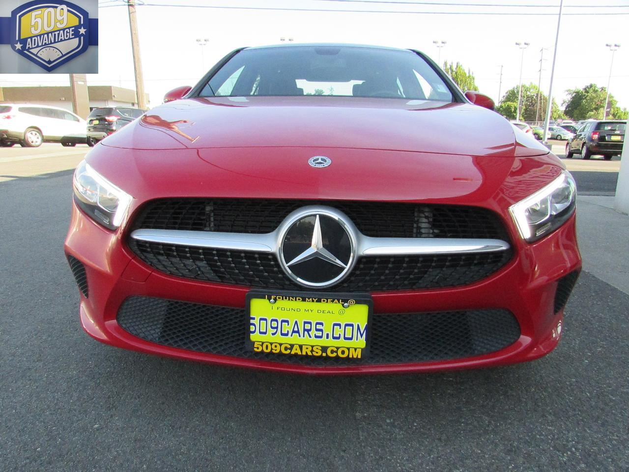 2019 MERCEDES-BEN A 220 4MATIC A 220 Spokane Valley WA