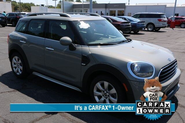 2019 MINI Cooper Countryman Base Savannah GA