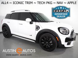 2019_MINI_Cooper Countryman S ALL4_*ICONIC TRIM, NAVIGATION, HEADS-UP DISPLAY, DRIVING ASSISTANT, CAMERA, TOUCH SCREEN, PANORAMA MOONROOF, LOUNGE LEATHER, HARMAN/KARDON, APPLE CARPLAY_ Round Rock TX