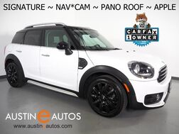 2019_MINI_Cooper Countryman_*SIGNATURE TRIM, NAVIGATION, TOUCH SCREEN, BACKUP-CAMERA, PANORAMA MOONROOF, COMFORT ACCESS, HEATED SEATS, WIRELESS CHARGING, APPLE CARPLAY_ Round Rock TX