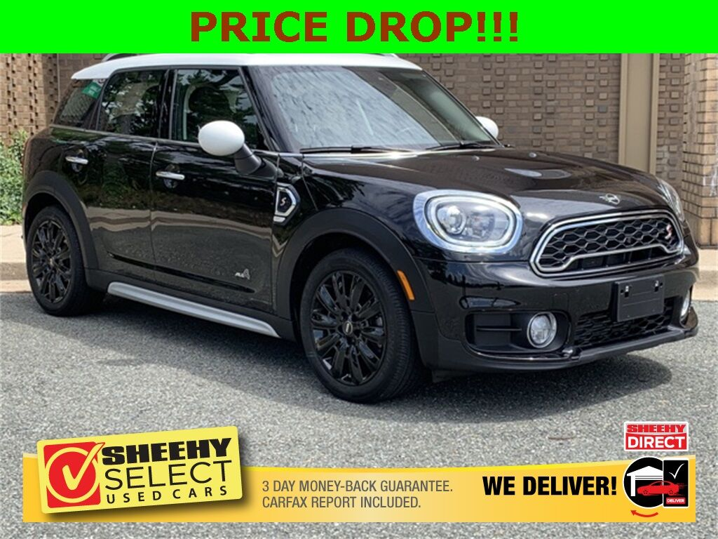 2019 MINI Cooper S Countryman ALL4 Signature Gaithersburg MD