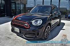 2019_MINI_Countryman_/ John Cooper Works / AWD / Power & Heated Leather Seats / Harman Kardon Speakers / Navigation / Dual Sunroof / Bluetooth / Back Up Camera / Cruise Control / 30 MPG / Only 19k Miles / 1-Owner_ Anchorage AK