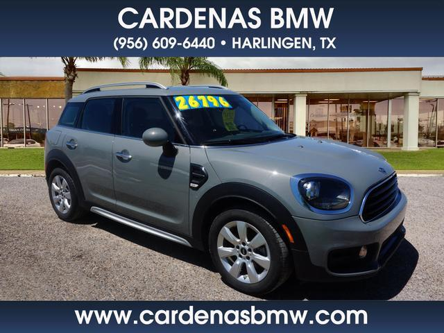 2019 MINI Countryman Cooper Harlingen TX