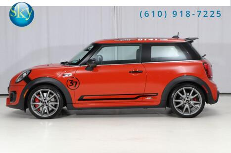 2019_MINI_Hardtop 2 Door_John Cooper Works International Orange Special Edition 6MT_ West Chester PA