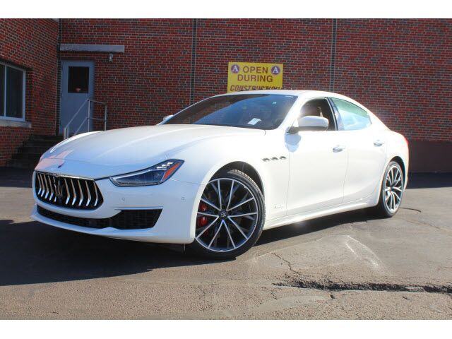 2019 Maserati Ghibli SQ4 GranLusso Merriam KS