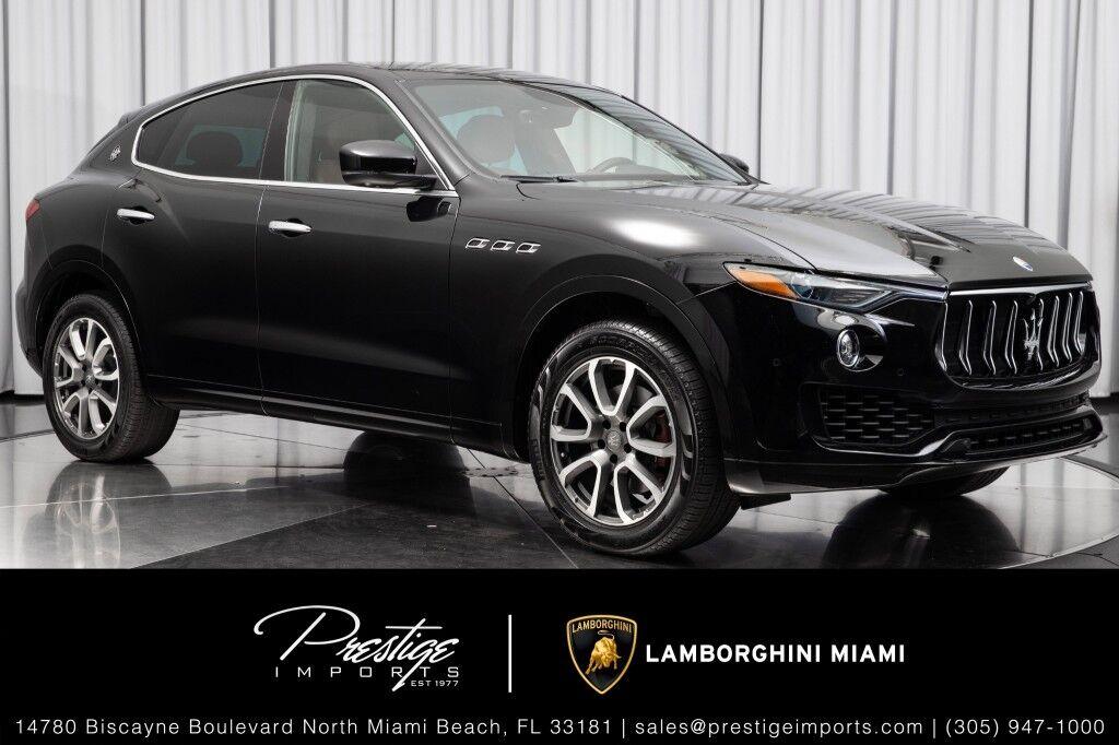 2019_Maserati_Levante__ North Miami Beach FL