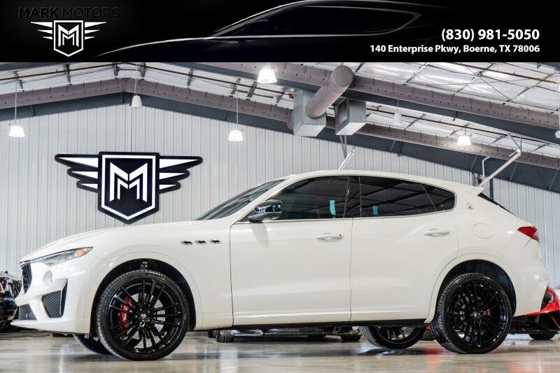 2019_Maserati_Levante_GTS_ Boerne TX
