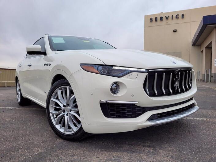 2019 Maserati Levante GranLusso El Paso TX