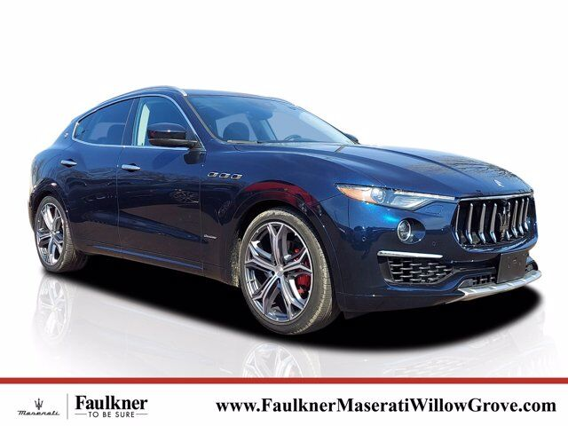2019 Maserati Levante GranLusso Willow Grove PA