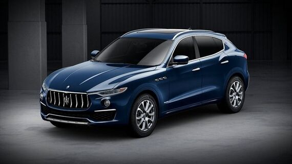 2019_Maserati_Levante GranSport__ Westlake Village CA