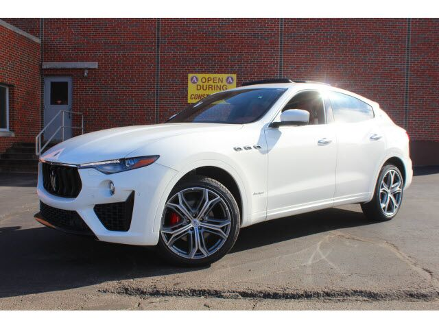 2019 Maserati Levante GranSport Merriam KS