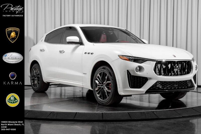 2019_Maserati_Levante_GranSport_ North Miami Beach FL