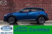 2019 Mazda CX-3 AWD GT Leather Roof BCam