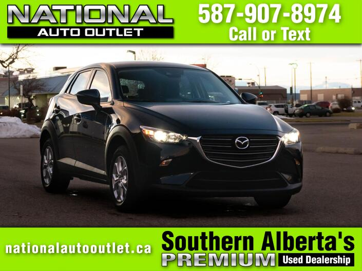 2019 Mazda CX-3 GS Lethbridge AB