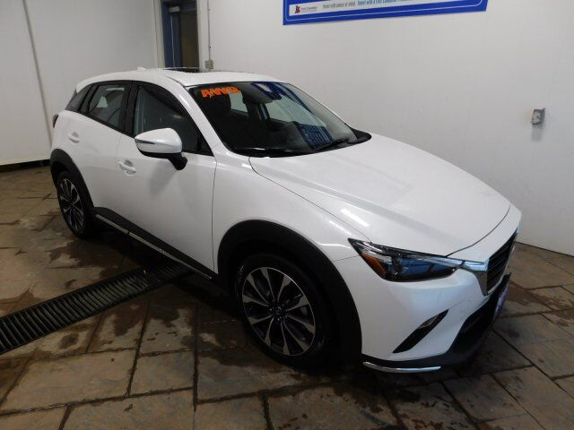 2019 Mazda CX-3 GT LEATHER SUNROOF AWD Listowel ON