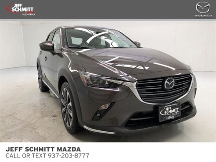 2019_Mazda_CX-3_Grand Touring_ Beavercreek OH