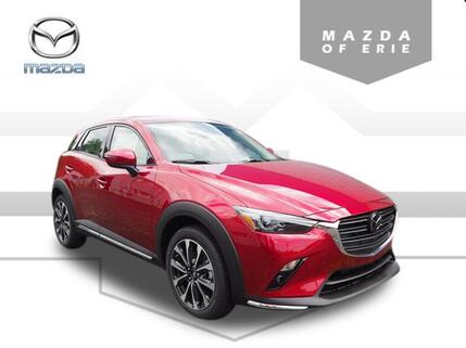 2019_Mazda_CX-3_Grand Touring_ Erie PA