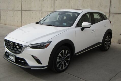 2019_Mazda_CX-3_Grand Touring_ St George UT