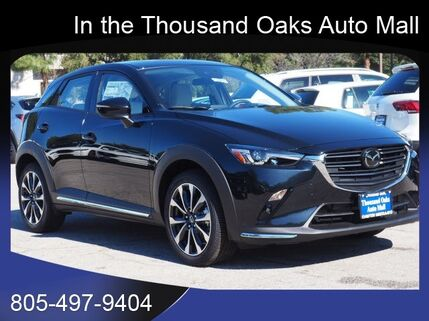 2019_Mazda_CX-3_Grand Touring_ Thousand Oaks CA