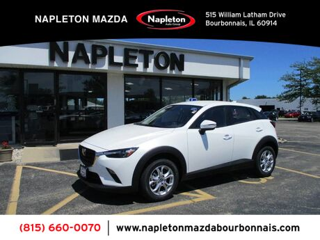 2019 Mazda CX-3 Sport Bourbonnais IL